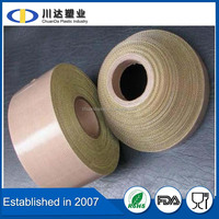 Easy to Use Heat Resistant Insulation Self Adhesive PTFE teflon Coated Fiberglass Tape