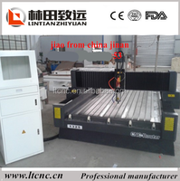 Jinan manufucture Marble Stone Engraving CNC Router Machine/CNC Granite Carving Machine 1325 with high speed