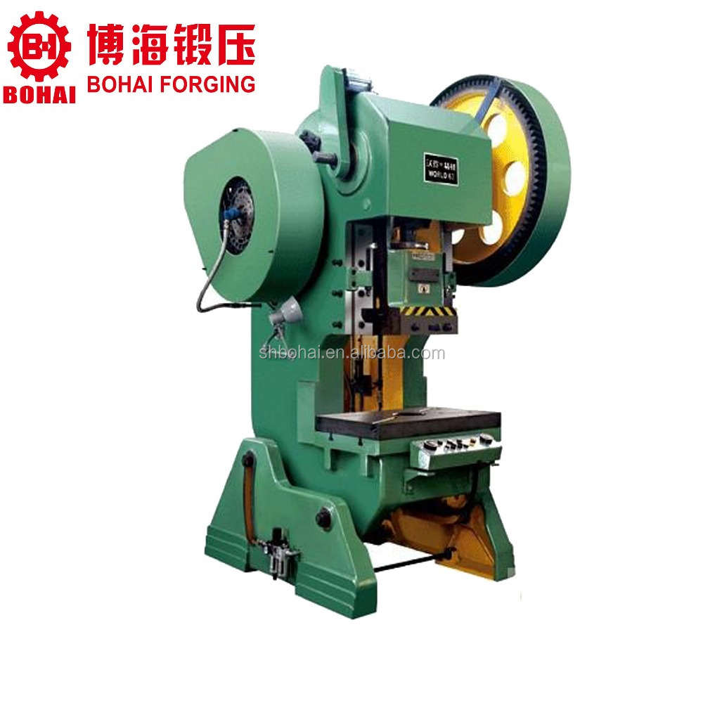 factory direct sale BOHAI brand cost effective 125 ton <strong>J23</strong> Series Open-type Tilting Power <strong>Press</strong>