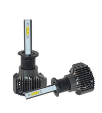 COB chip 30W 12v 3600lm H11 led automatic headlight kit, available for H4/H7/H8/9005/9006/H16 socket