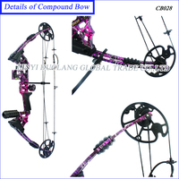 compound bow and arrow, archery manufacturer, China wholesale, not toy