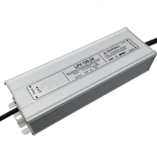 Universal Single dc output 24v 5a ip67 led power supplies 120w for LED Strips