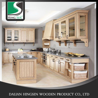 High quality customized morden style popular kitchen cabinet partition
