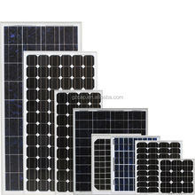 low price mini solar panel of 3w~300w for street light use