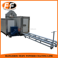 Powder Curing Oven Type Paint Coating Curing Oven
