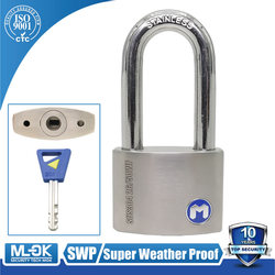 MOK@26/50WF associated engineering biometric padlock industries security