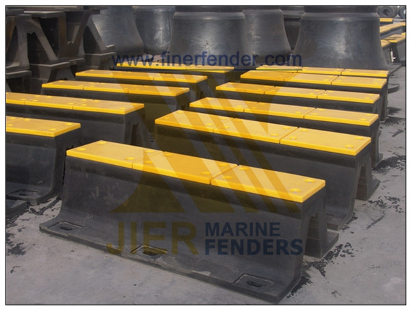 Super Arch Type Rubber Fenders