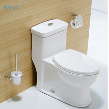 Comfortable toilet seat design self cleaning power one piece toilet A078