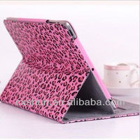 Leopard Leather for Ipad Case