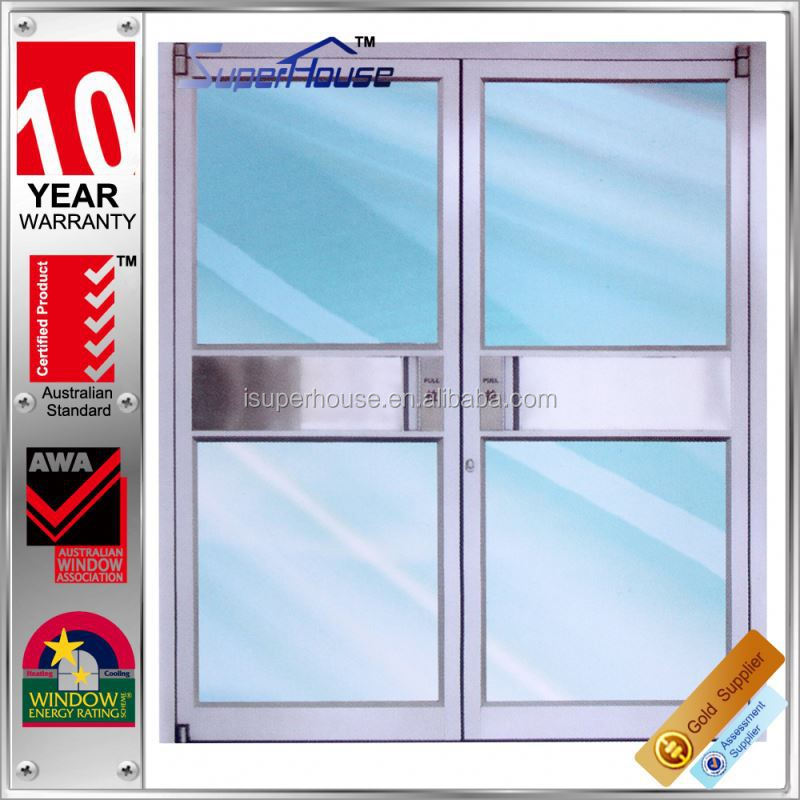 Australia AS2047/AS1288/AS2208 standard commercial KFC designer door and window