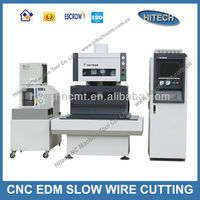 DK7632 brass wire high precision CNC EDM machine slow wire cut price EDM wire cutting machine