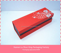 Wholesale Cardboard Wine Packaging Box/Single Bottle Paper Wine Box / wine packaging box for red wine packing,Wine Gift Box