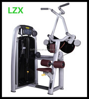 2016 LZX-2008 Fitness equipment lat pulldown gym machine /commercial gym equipment