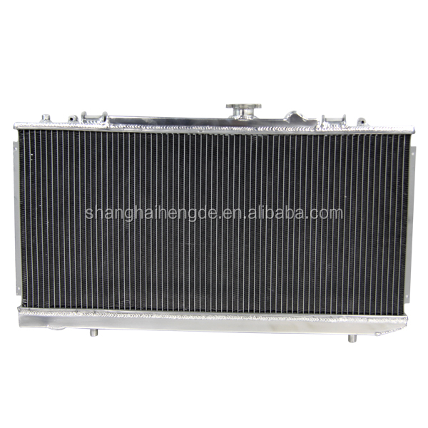 quality aluminum Auto car Radiator for TOYOTA CELICA GT4 ST185 3S-GTE 56mm MT 1990 1991 1992 1993 1994