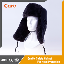 China Winter safety helmet with ABS shell