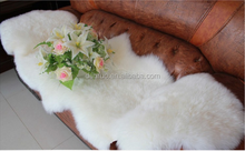 Manufacturers supply Australian sheep skin / whole sheep skin sheepskin mats