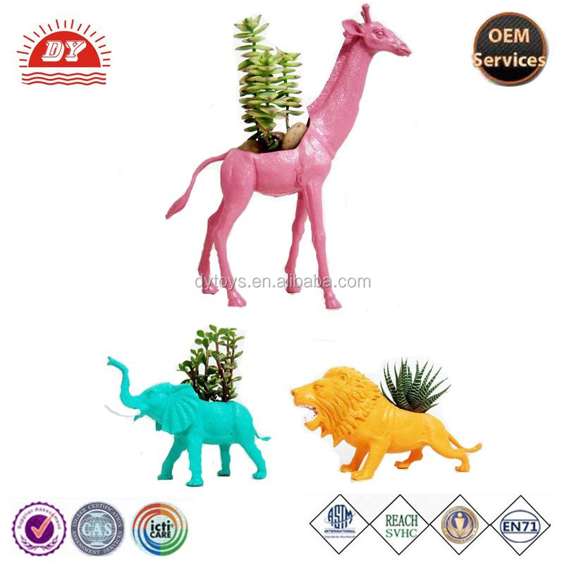 2015 new product , plant animal figure