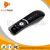 Best RCU AF106 air mouse for android TV box with 2.4G wireless 6 axis Gyroscope inside