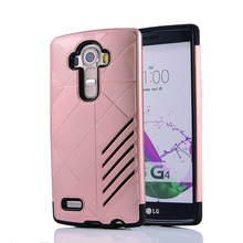 Slim Hybrid Dual Layers Shockproof TPU PC Armor Phone Case For LG K8 K7 K4 K520 K10 G5 H740