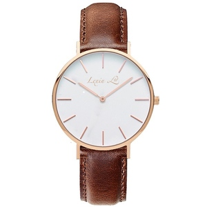 Best selling products sky luxury design 18k gold watch prices custom logo extra thin quartz brand name business watches ODM