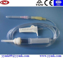 Safety Blood Transfusion Sets, parts of iv infusion sets,