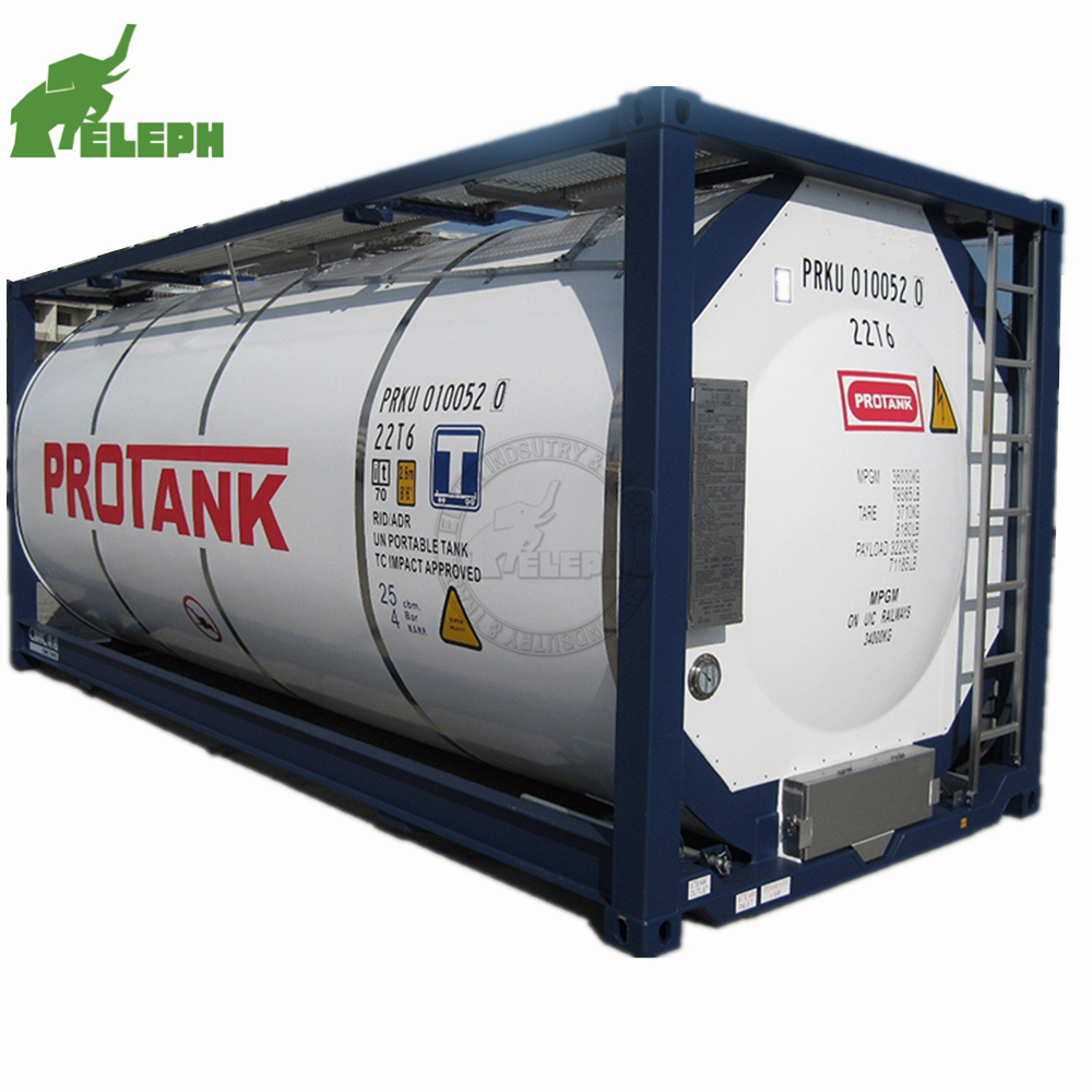2019 New Made 40ft Lng ISO Tank <strong>Container</strong>