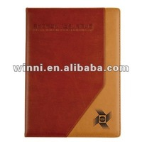 leather cover book printing