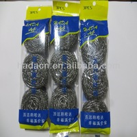 hot sell high quality stainless steel pot scourers