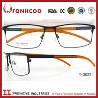FONHCOO 2016 Trend New Style Designer Prescription Glasses Frames Spectacle Glasses