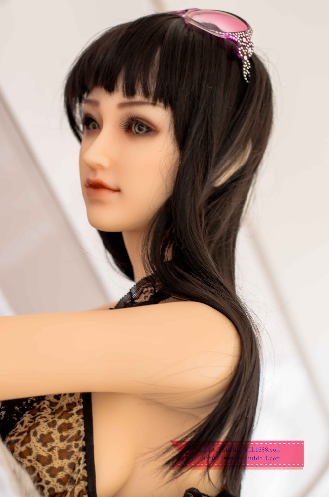 2016 SANHUI New 160cm Solid Silicone Sex Doll
