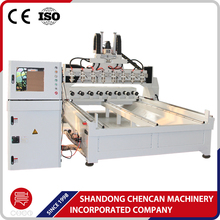 2030 cnc router machine price, multi heads cnc router, 4 axis wood carving machine