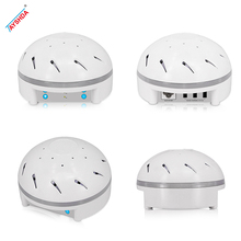 battery power white noise machine with natural sounds