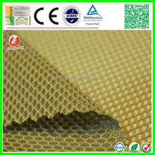 quick dry 3d air mesh fabric for motorcycle seat cover for sportwear