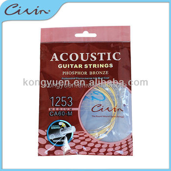 Acoustic guitar strings/excellent acoustic guitar part