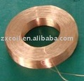 induction coil self bonded coil