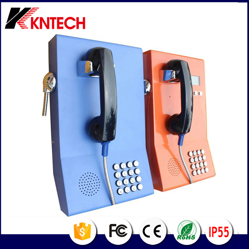Hearing impaired telephone/public hotline phone emergency telephone KNZD-23