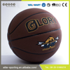 High qulity customized your own pu basketball , rubber basketball size 7 , custom basketball ball
