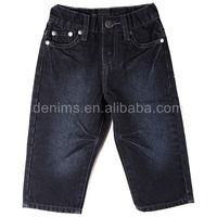 EMB-2270S-c1 Hot sale new style with rubber band young man short jeans