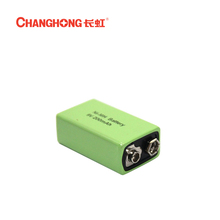 Hot Sale High Quality 9V 200mAh rechargeable ni mh battery