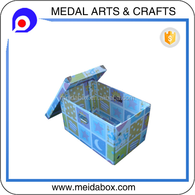 Cartoon Collapsible Toy box