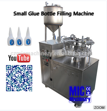 High quality Micmachinery automatic disposable syringe syringe gel filling machine