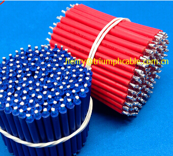 Silicon Wire 8 AWG 10AWG 11AWG 12AWG 13AWG 14AWG 15AWG 16AWG 17A18AWG 20AWG 22AWG Heatproof Soft Silicone Silica Gel Wire Cable