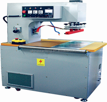 High frequency PVC banner welding machine