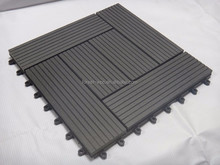 12ftx12ft interlocking pvc garage floor tiles interlocking removable floor tiles black walnut glazed porcelain floor tile