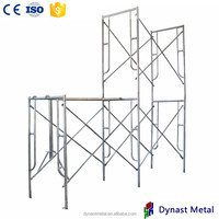 Metal PreGalvanizing Beautiful construction and housing industries layher Asia Frame Scaffolding