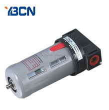 China manufacturers autimatic oil filter lubricator/Air filter combination Source Treatment