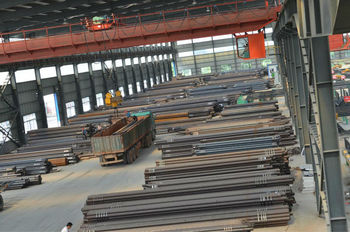 Big Thickness Hot Rolled Seamless steel pipe