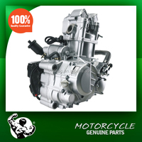 Water cooled 4 valve CB250 zongshen 250cc atv engine with frictional reverse gear