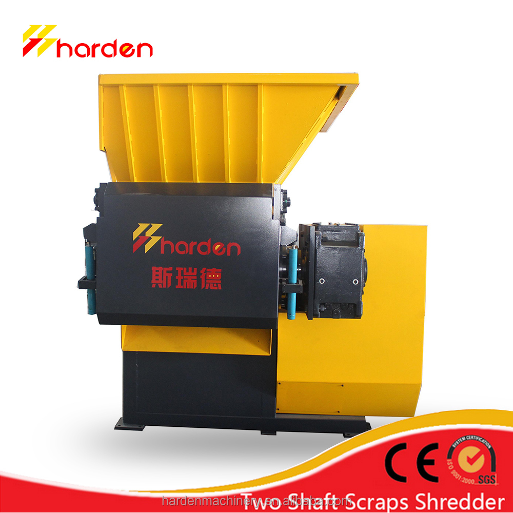 High efficient Rubber shredder machine