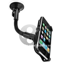 chrome car holder for iPad